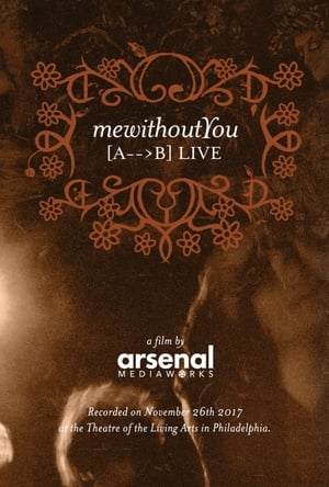 mewithoutYou [ A → B ] Live