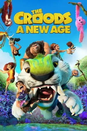 Poster The Croods: A New Age 2020