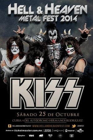 Kiss Live Mexico Hell and Heaven Fest 2014