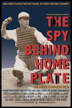 The Spy Behind Home Plate
