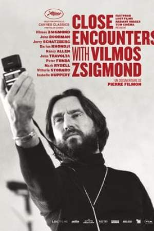 Image Close Encounters with Vilmos Zsigmond