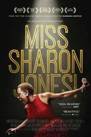 Image Miss Sharon Jones!