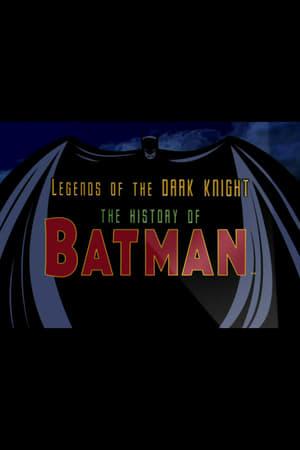 Image Legends of the Dark Knight: The History of Batman