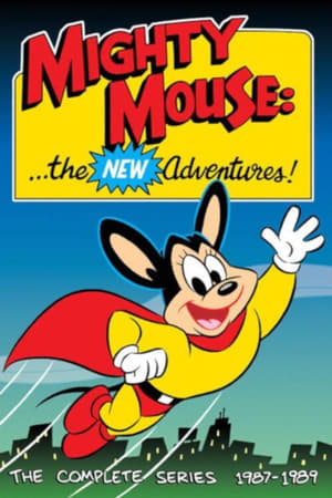 Image Mighty Mouse: The New Adventures
