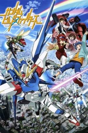 Image Gundam Build Fighters
