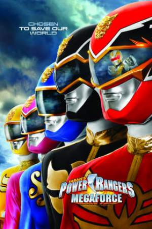 Image Power Rangers: Megaforce