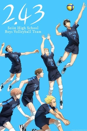 Image 2.43: Seiin High School Boys Volleyball Team