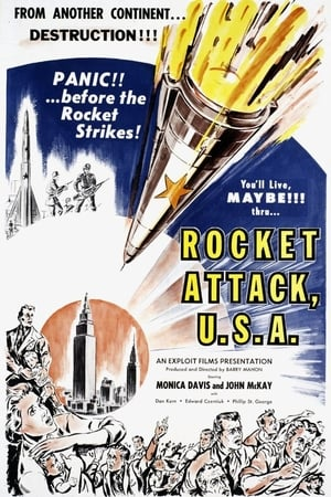 Image Rocket Attack U.S.A.