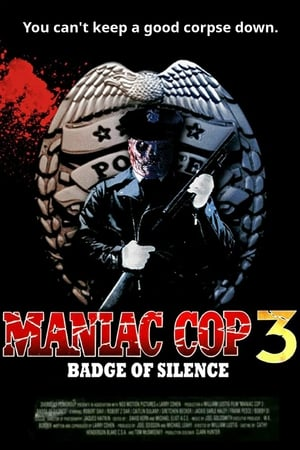 Image Maniac Cop 3: Badge of Silence
