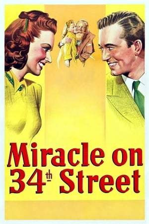 Poster Miracle on 34th Street 1947