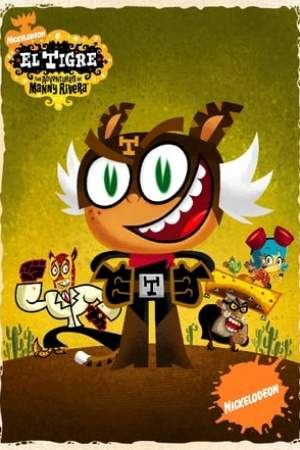 Image El Tigre: The Adventures of Manny Rivera