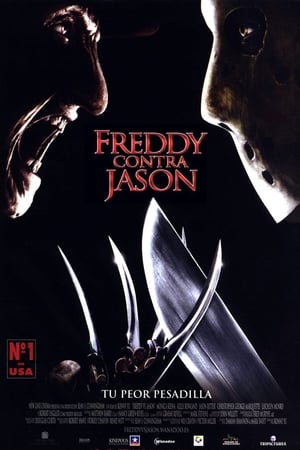 Poster Freddy contra Jason 2003