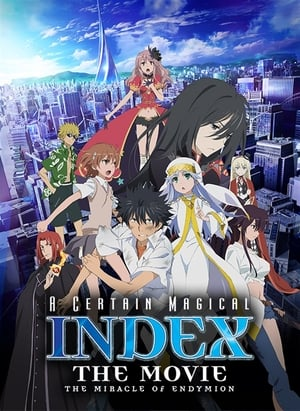 Image A Certain Magical Index: The Miracle of Endymion