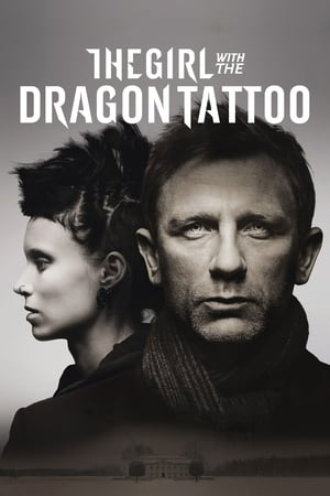 Poster The Girl with the Dragon Tattoo 2011
