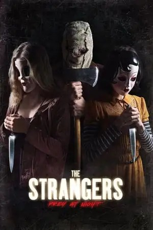 Poster The Strangers: Prey at Night 2018