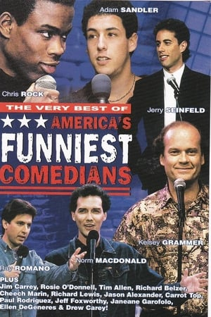 Image The Very Best America's Funniest Comedians