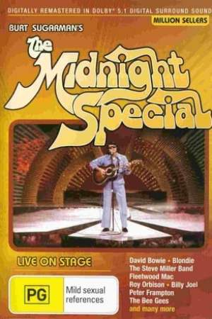Image The Midnight Special Legendary Performances: Million Sellers