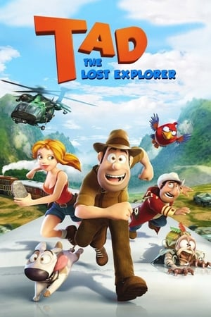 Tad, the Lost Explorer