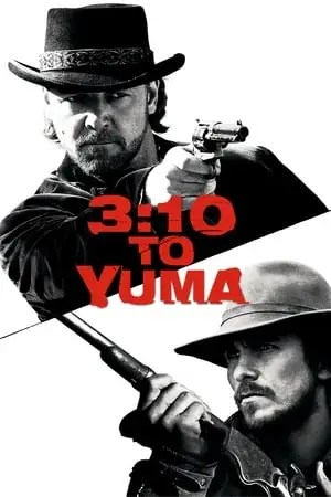 Poster 3:10 to Yuma 2007