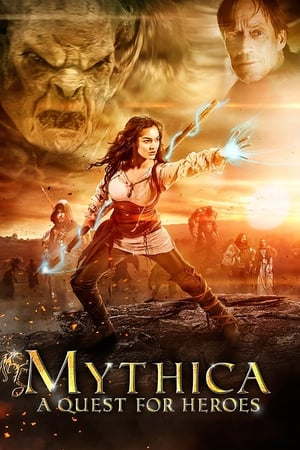 Image Mythica: A Quest for Heroes