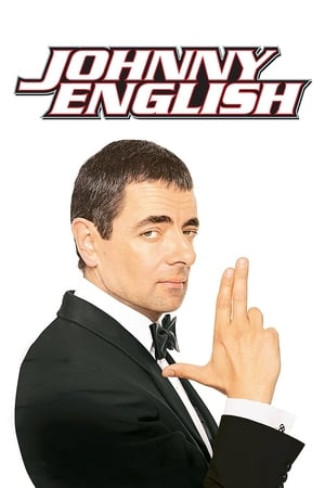 Poster Johnny English 2003