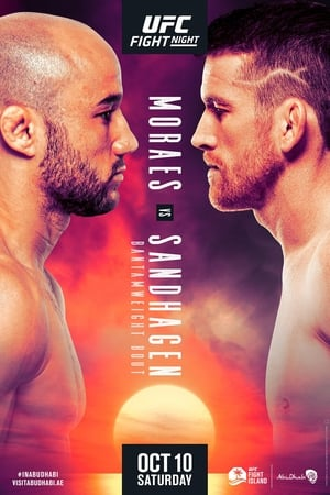 UFC Fight Night 179: Moraes vs. Sandhagen