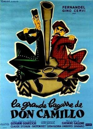 Don Camillo's Last Round