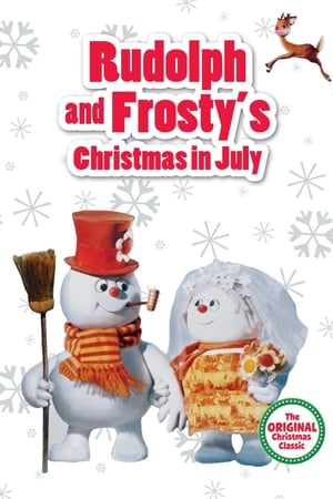 Image Rudolph and Frosty's Christmas in July