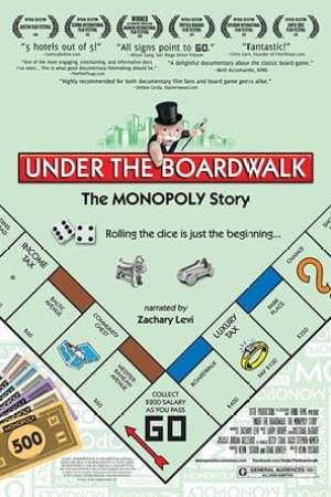 Image Under the Boardwalk: The Monopoly Story