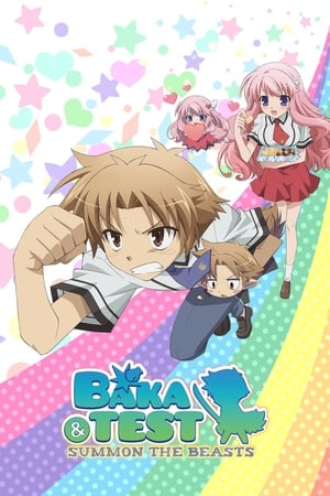 Image Baka and Test: Summon the Beasts