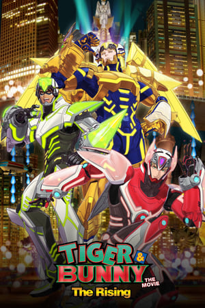 Image Tiger & Bunny - The Movie: The Rising