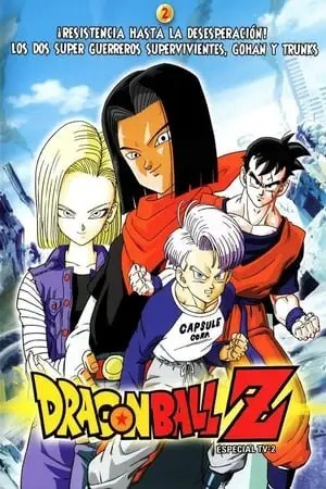 Image Dragon Ball Z: Un futuro diferente - Gohan y Trunks