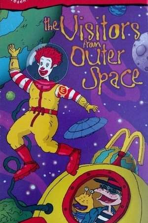 Image The Wacky Adventures of Ronald McDonald: The Visitors from Outer Space