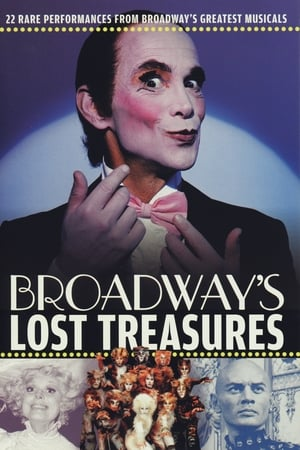 Image Broadway's Lost Treasures