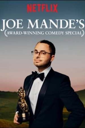 Image Joe Mande's Award-Winning Comedy Special