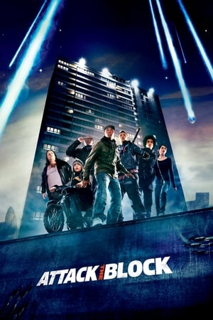 Image Attack the Block