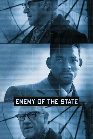 Poster Enemy of the State 1998