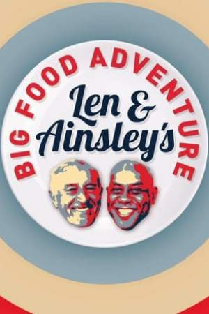 Image Len and Ainsley's Big Food Adventure