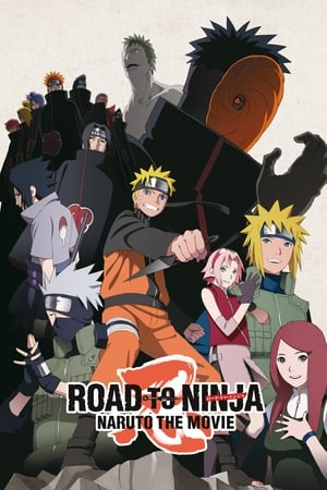 Naruto Shippuden the Movie Road to Ninja