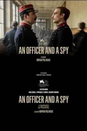 Poster An Officer and a Spy 2019