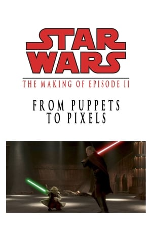 Image From Puppets to Pixels: Digital Characters in 'Episode II'