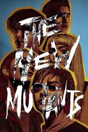 Poster The New Mutants 2020