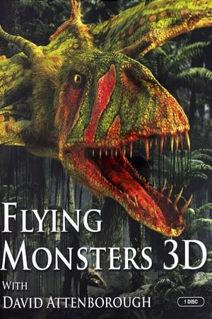 Image Flying Monsters 3D with David Attenborough