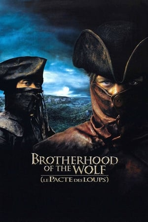 Poster Brotherhood of the Wolf 2001