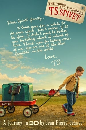 Image The Young and Prodigious T.S. Spivet
