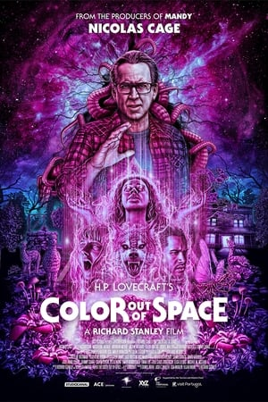 Poster Color Out of Space 2019
