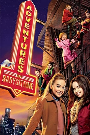 Poster Adventures in Babysitting 2016
