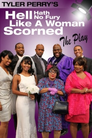 Image Tyler Perry's Hell Hath No Fury Like a Woman Scorned - The Play