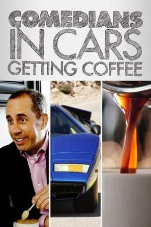 Image Comedians in Cars Getting Coffee