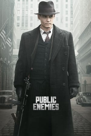 Image Michael Mann: Making 'Public Enemies'